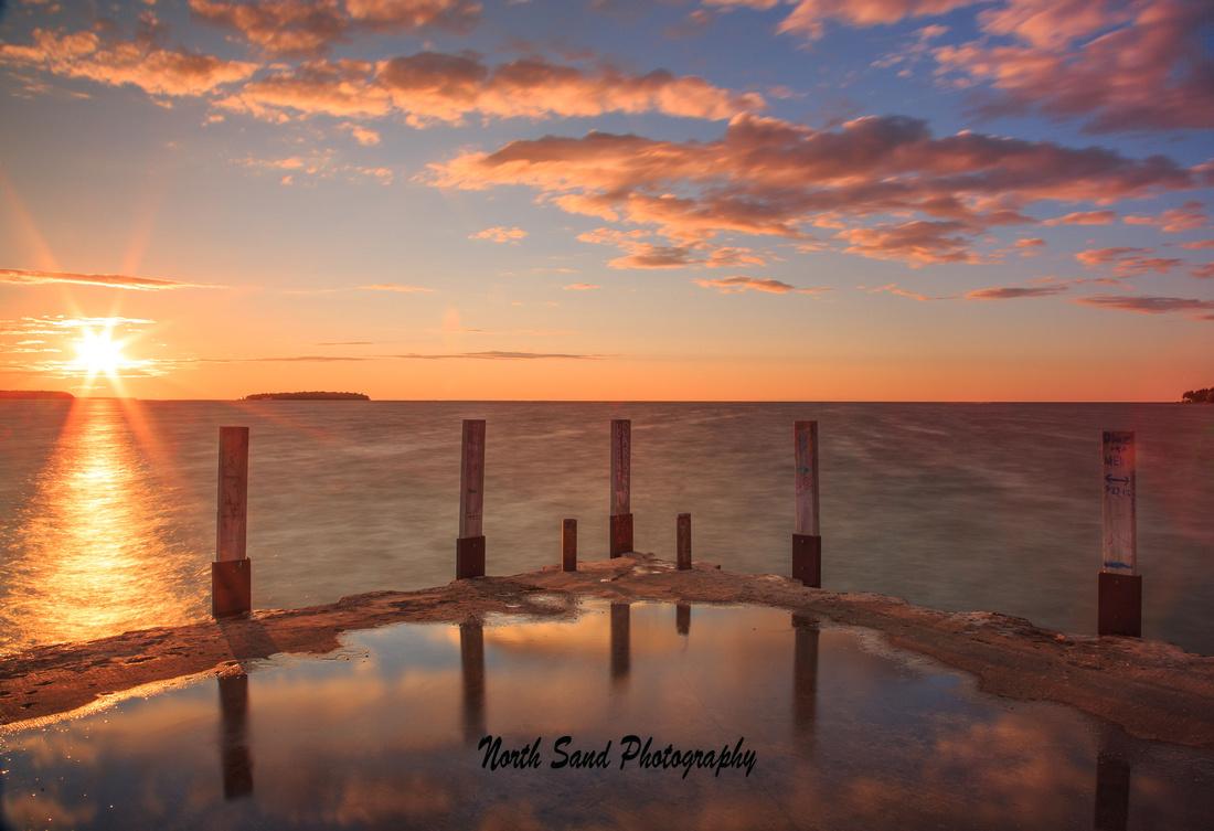 Door County Sunset